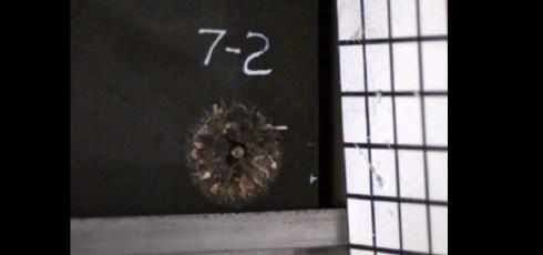 WATCH: New metal foam turns a bullet to dust