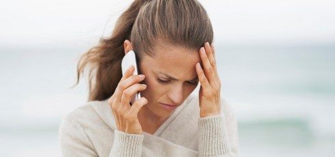 Cell phones don't cause brain cancer, study finds