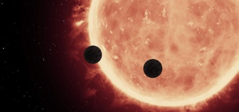 Two newly discovered Earthlike planets could contain life