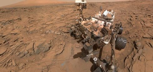 NASA lets Curiosity fire its own laser on Mars
