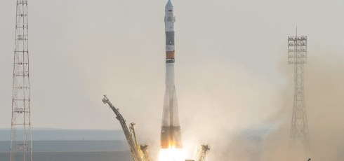 New multinational astronaut crew launches to ISS