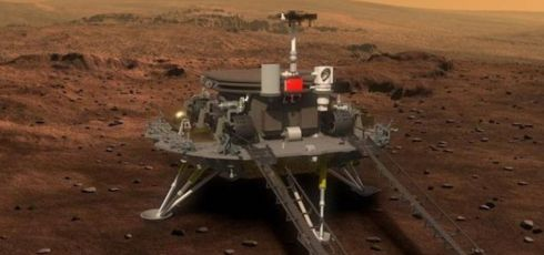 China plans to launch a Mars rover by 2020