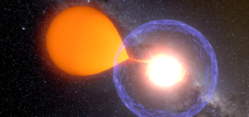 Scientists get first look at nova before, during, and after explosion