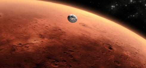 Big win for NASA: Congress mandates a mission to Mars