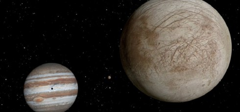 NASA discovers evidence of massive water jets on Jupiter's moon Europa