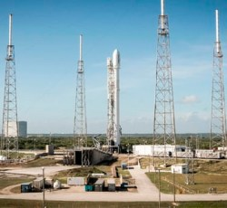 SpaceX Plans First Attempt to Launch Two Rockets in One Day