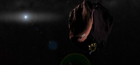NASA announces the next target for New Horizons