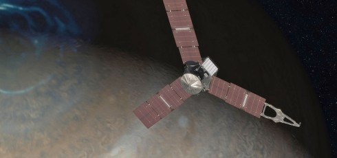 Problems with Juno's engines change Jupiter mission plans