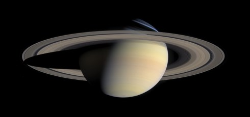 Saturn's C ring formed when dinosaurs walked the Earth, study finds