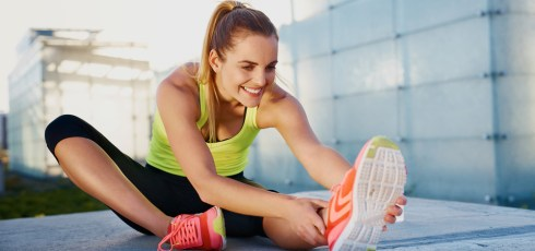 How Stretching can Help Reduce Swelling