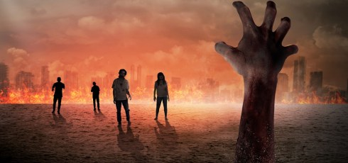 Study reveals how long we'd last in a zombie apocalypse