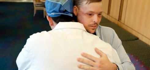 Mayo Clinic performs successful 50-hour face transplant
