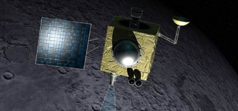 NASA finds India's long-lost lunar orbiter