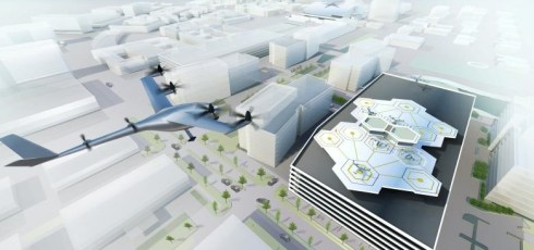 Uber unveils ambitious plans for a fleet of flying taxis