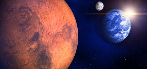 NASA's Mars plans include a one-year mission to the Moon