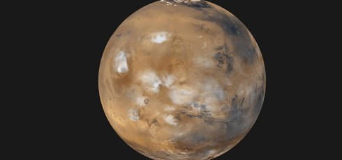Mars might have formed in the asteroid belt, study finds