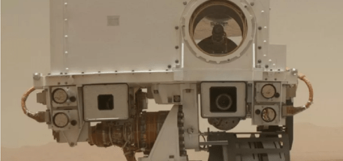 Curiosity is firing lasers on Mars– without help from humans