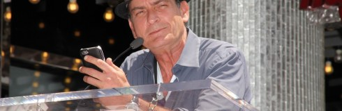 Does Charlie sheen have HIV?
