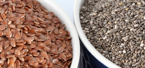 Chia Seed vs. Flax Seeds: Battle of the Superfoods