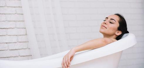 Can I Take a Bath While Pregnant?