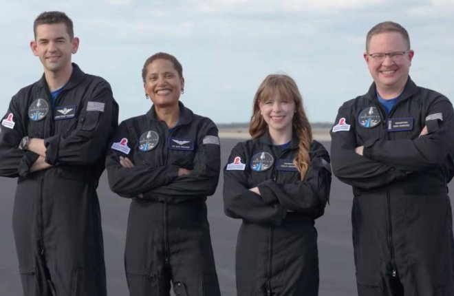 Inspiration4 Crew to Conduct Medical Experiments During Flight