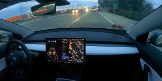 Tesla Releases Full Self-Driving Beta Version 10
