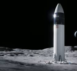 Government Accountability Office Rejects Blue Origin's Appeal of Lunar Lander Contract