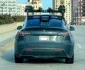 Tesla Spotted Testing Lidar System With Model Y