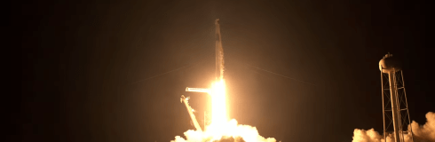 Inspiration4 Successfully Launches From Cape Canaveral