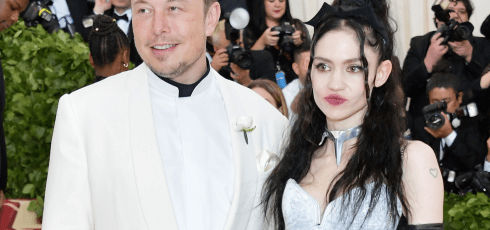 """Elon Musk Now """"Semi-Separated"""" From Grimes"""