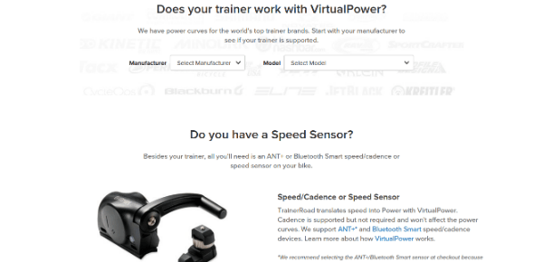 Trainer VirtualPower TrainerRoad RedOstelinda