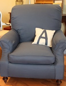 Le Upholstered Chair, at last!
