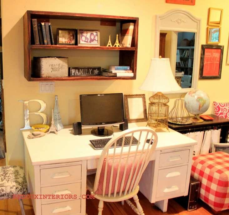 Family work area 12