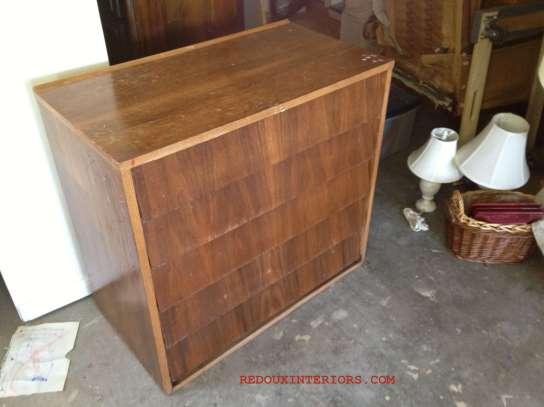 Shingle Dresser Before