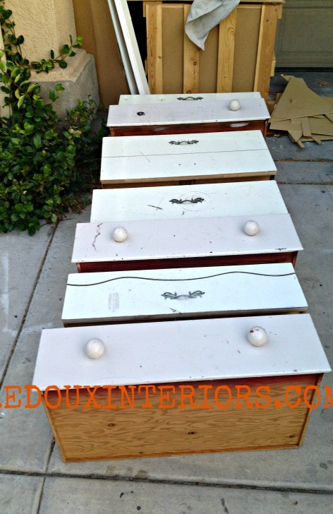 Drawers without a home Redouxinteriors