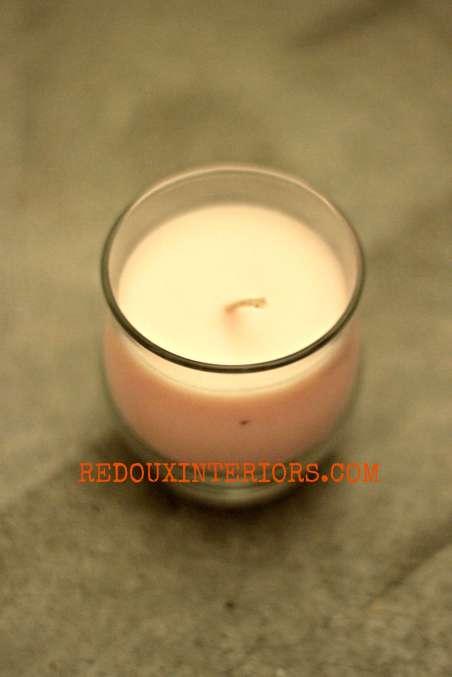 candle redouxinteriors