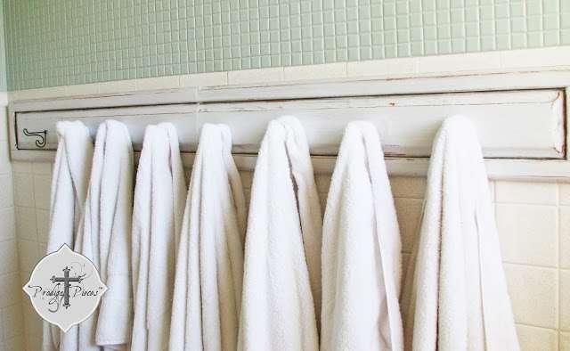 Towel rack Prodigal Pieces