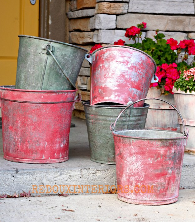 Michigan Pine Traverse City Cherry Buckets 2