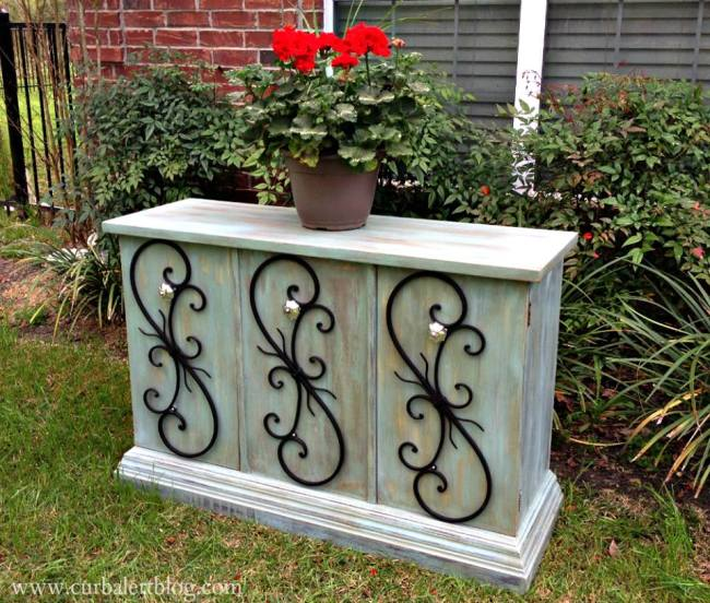 Curb Alert Upcycle