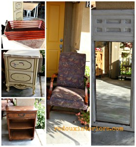 Trashy Tuesday Nightstands, Tables, and More!