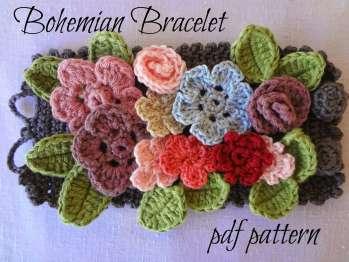 Bohemian bracelet little treasures