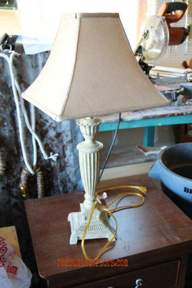free lamp redouxinteriors