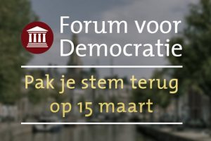 Foto via Forum voor Democratie / Facebook