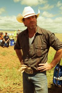 Taylor Sheridan in Hell or High Water. Foto: CBS Films