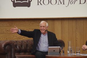 Lord Robert Skidelsky. Foto: Room for Discussion