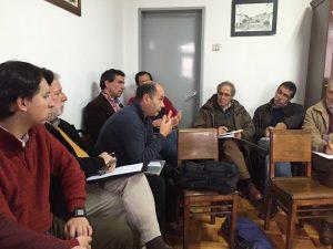 Assembleia Geral da RedPES