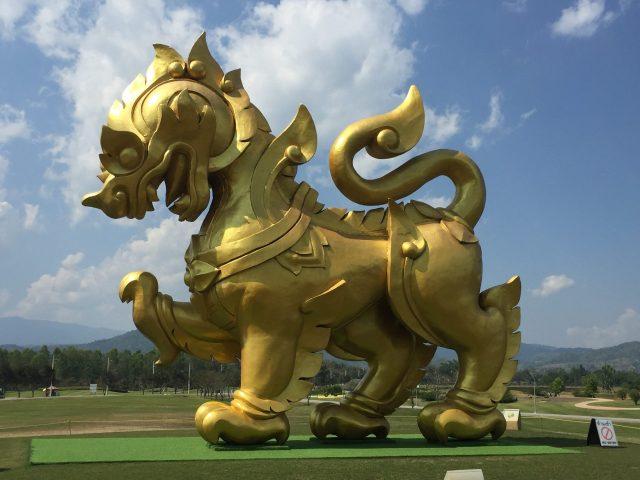 singha-statue