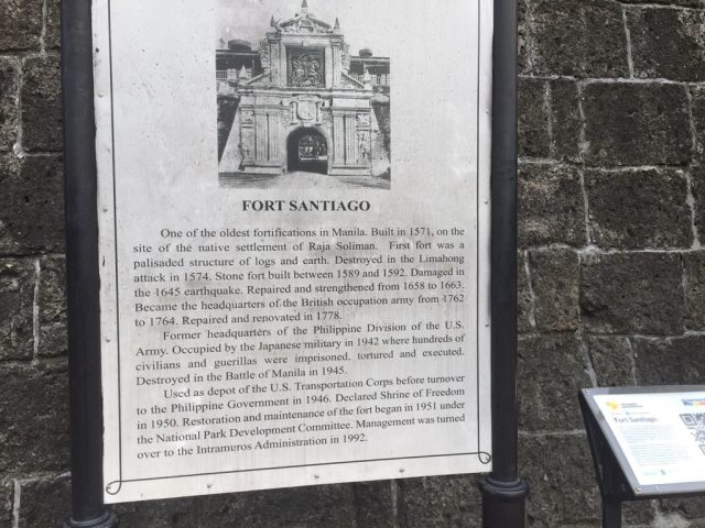 fort-santiago-sign-intramuros-manila