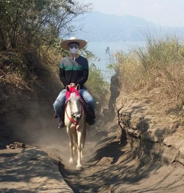 taal-volcano-tagaytay-horse