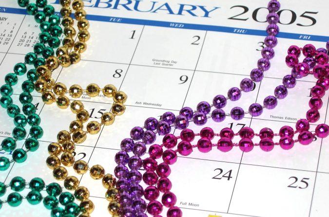 Calendar & Beads